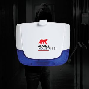 Intruder Alarms And Monitoring By Almas Industries