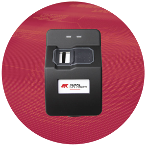 almas industries-fingerprintscanner