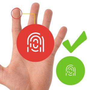 Biometrische Sicherheitssysteme