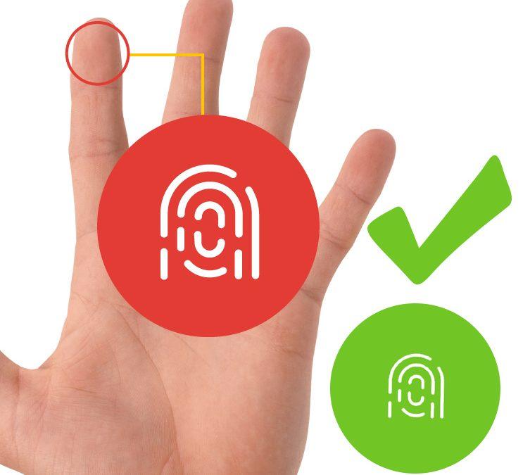 Biometrische Sicherheitssysteme von ALMAS INDUSTRIES