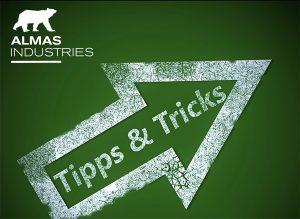 Tipps Einbruchschutz - Almas Industries