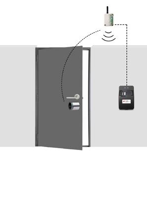 Biometric Access Control By Almas Industries