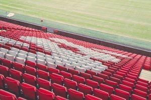 Zutrittskontrolle Stadion - Almas Industries