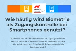 Studie Biometrie | ALMAS INDUSTRIES AG