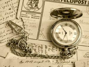 Die Geschichte der Zeiterfassung | ALMAS INDUSTRIES
