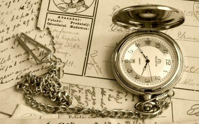 Zeiterfassung gab es schon im 18. Jahrhundert